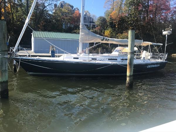 J Boats J/42