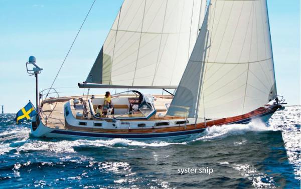 Hallberg-Rassy 48 MK II