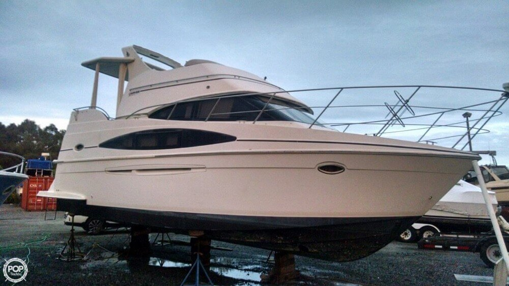 Carver 366 Motor Yacht 2003 Carver 366 MY for sale in Riverdale, IL