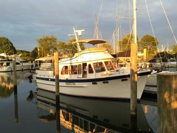 DeFever 43 Master Trawler