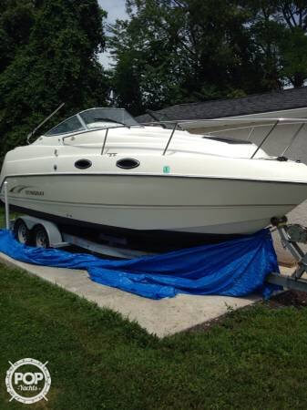 St Martin 240 CS 2002 Stingray 240 CS for sale in Limerick, PA