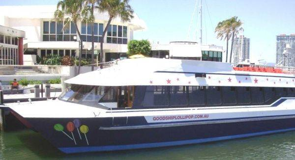 Harbour Cruise Ship Photo 1
