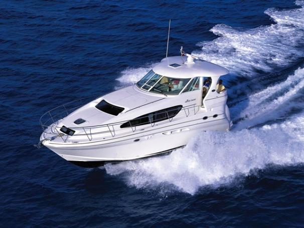 Sea Ray 40 Motor Yacht Manufacturer Provided Image