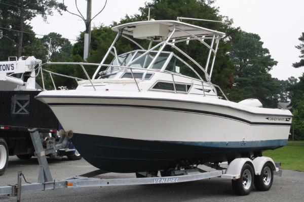 Grady-White Seafarer 22