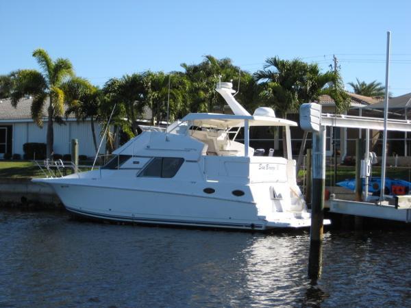 Silverton 372 Motor Yacht SEA BREEZE 111