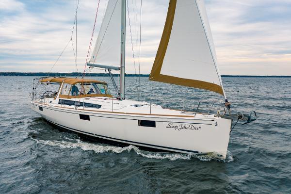 """Beneteau Oceanis 48 2014 Beneteau 48 - """"Sloop John Dee"""""""