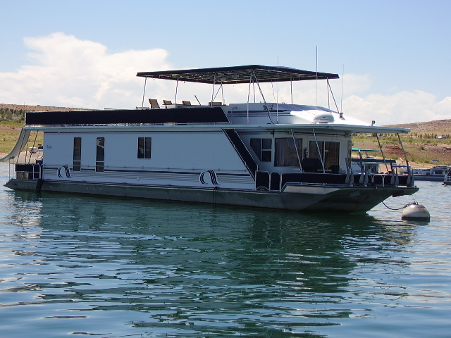 Stardust Starlite Houseboat