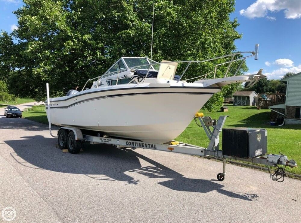 Grady-White Seafarer 22 1989 Grady-White Seafarer 22 for sale in Woodstock, MD