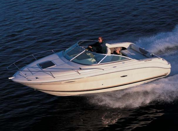 Sea Ray 215 Weekender Manufacturer Provided Image