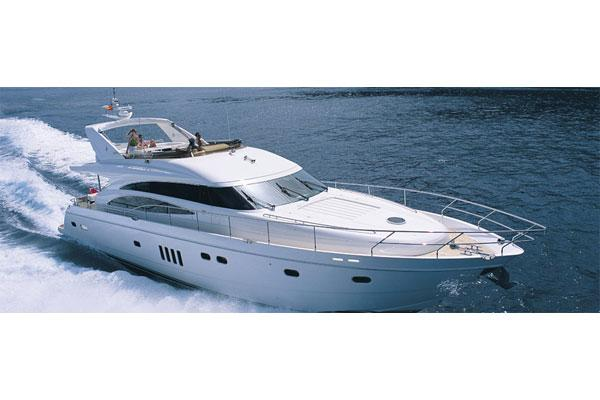 Princess 21M Manufacturer Provided Image: Exterior View 1