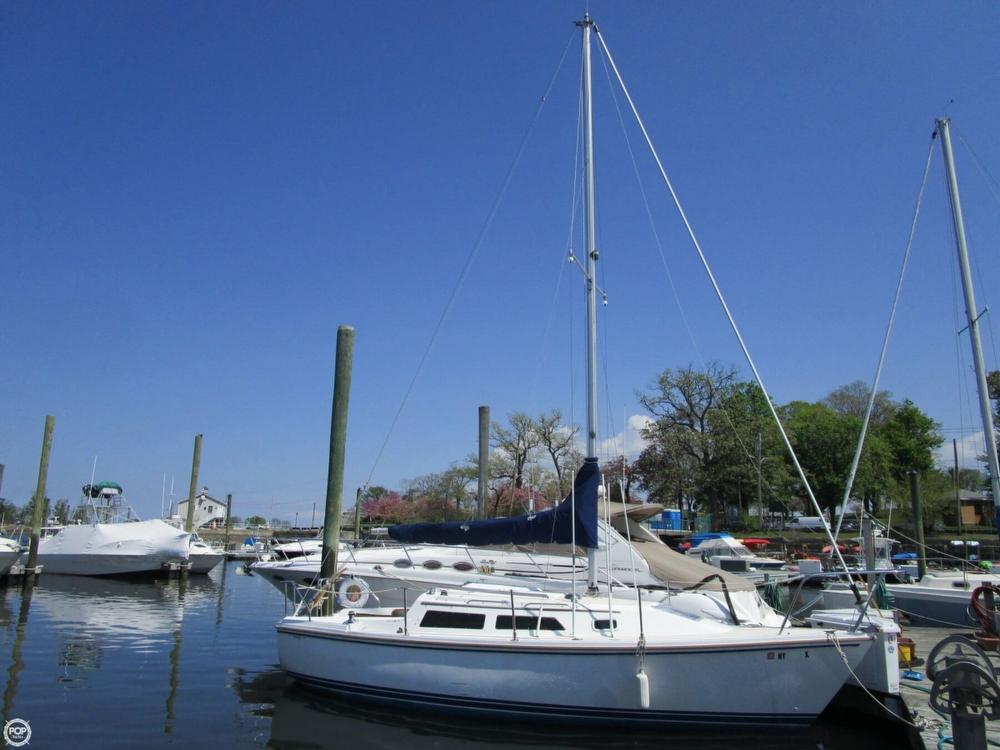 Catalina 25 1990 Catalina 25 for sale in New Rochelle, NY