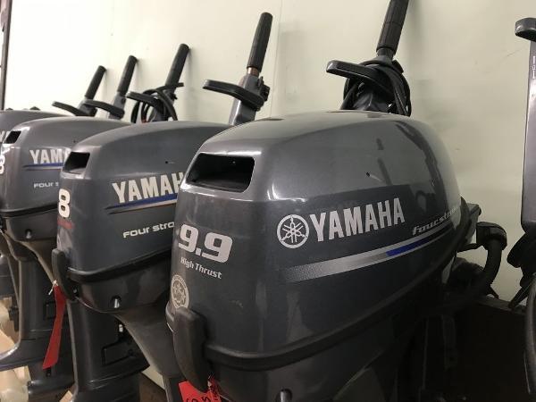 Yamaha Outboards T9.9LEHA