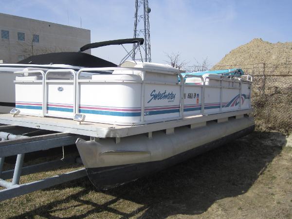 1998 sweetwater pontoon boat 1998 sweetwater pontoon boat