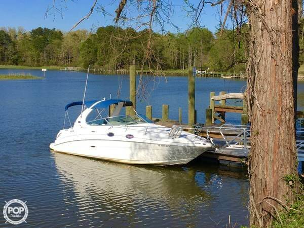 Sea Ray 280 Sundancer 2002 Sea Ray 31 for sale in Charles City, VA