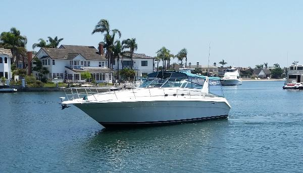 Sea Ray 44 Sundancer 44' Sea Ray Sundancer 1994