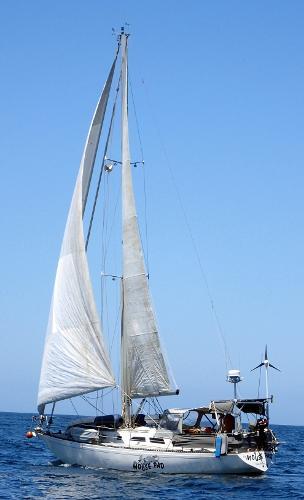 Islander Yachts Double Headsail Islander 36' For Sale