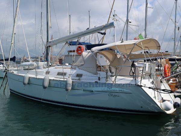 Beneteau Oceanis Clipper 343 Abayachting Beneteau Oceanis 343 1