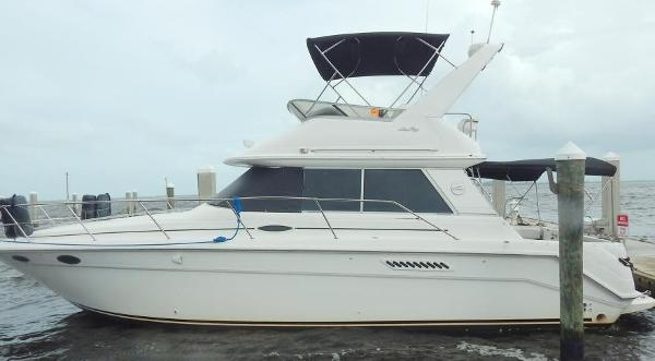 Sea Ray 370 Sedan Bridge Port Profile