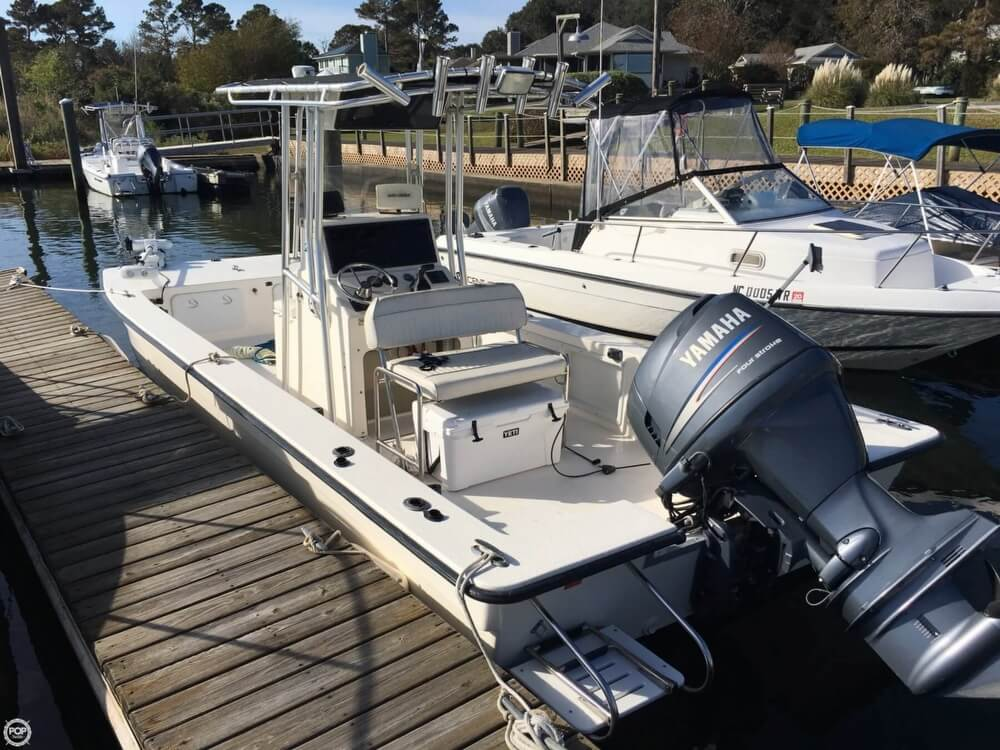 Kencraft 2260 Bay Rider 2008 Kencraft 2260 for sale in Wilmington, NC