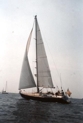 Sweden Yachts 36