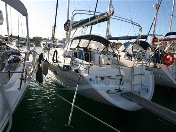 Beneteau Oceanis Clipper 361 Abayachting Beneteau Oceanis 361 1