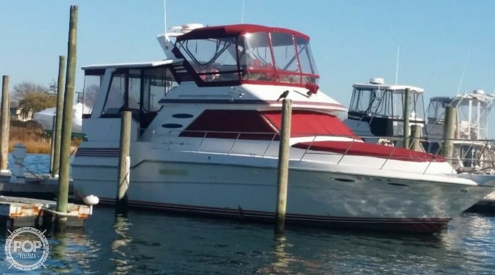 Sea Ray Aft Cabin 415 1988 Sea Ray Aft Cabin 415 for sale in East Rockaway, NY