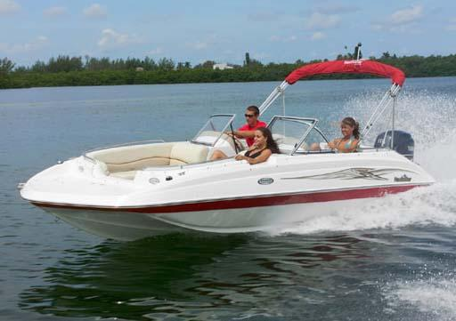 Nautic Star 205 DC Sport Deck Manufacturer Provided Image