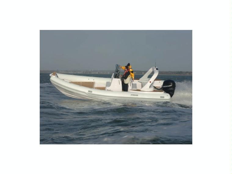 Italboats ITALBOATS STINGHER 800 GT FJ40977