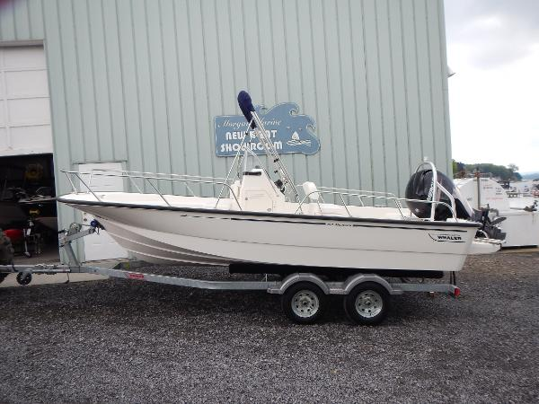 Boston whaler boats for sale 57 for Outboard motor shop oakland