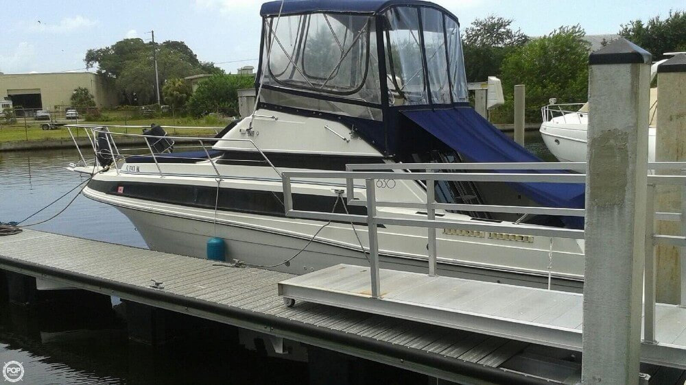 Carver 630 Santego 1991 Carver 630 Santego for sale in Tarpon Springs, FL