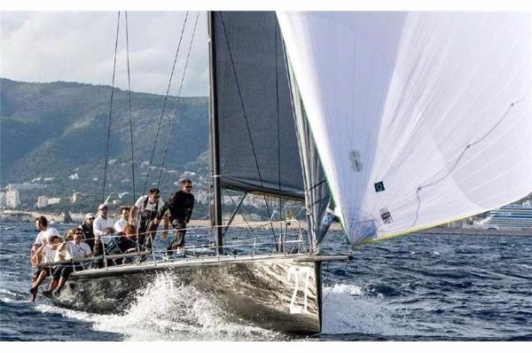 M Boats 40 Soto 40 on Mallorca