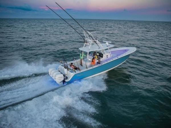 Mako 414 CC Sportfish Edition