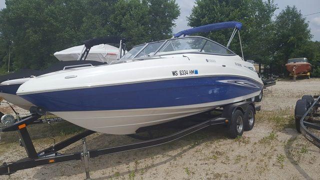 2008 Yamaha Boats 230sx Oshkosh Wisconsin