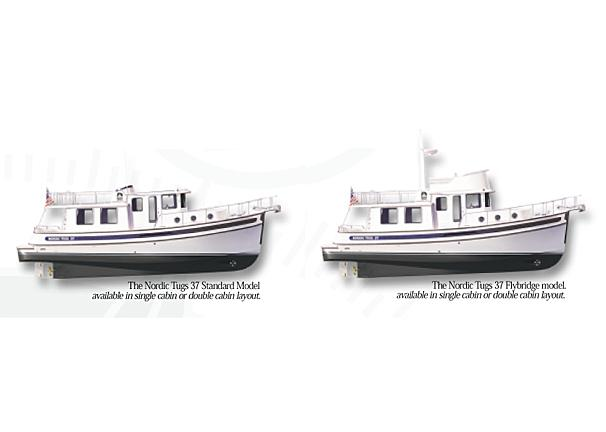 Nordic Tugs 37 Manufacturer Provided Image