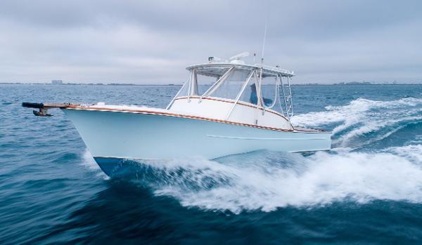 Gamefisherman 30 Express Profile Port