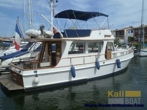 American Marine Grand Banks 42 Europa Picture 1