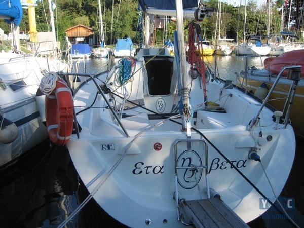 X-Yachts 302 MKII tty