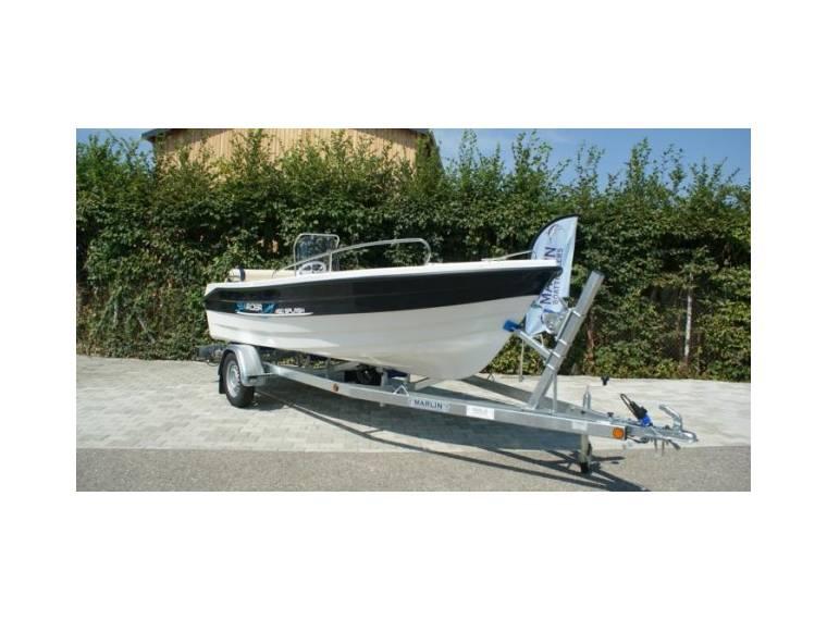 SeaRider 450 splash Konsolenboot