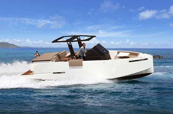 De Antonio Yachts D28