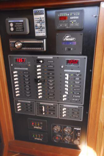 12v and 110v Panel