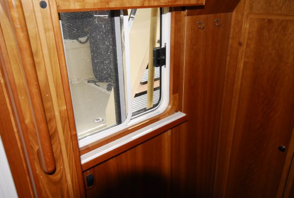 Window in Aft Stateroom