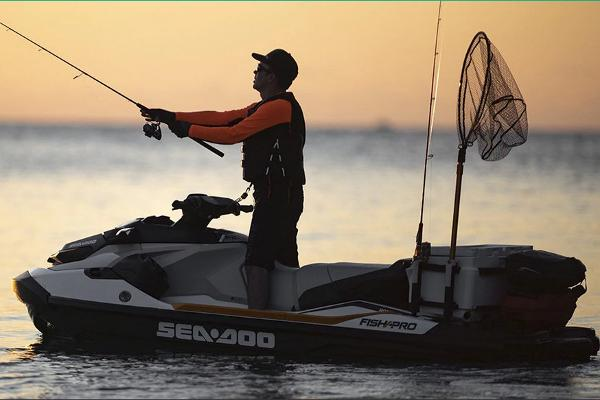 Sea-Doo FISH PRO Manufacturer Provided Image
