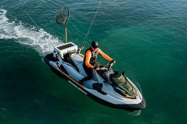 Sea-Doo FISH PRO Manufacturer Provided Image