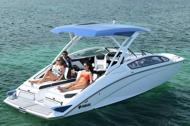 Yamaha Boats 275 SD