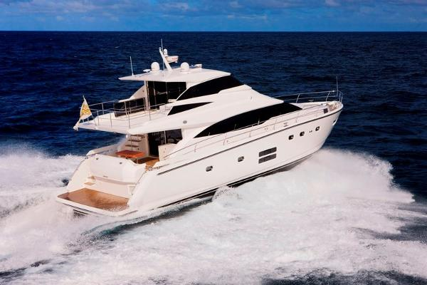 Johnson 65' Skylounge Motor Yacht Johnson 65'