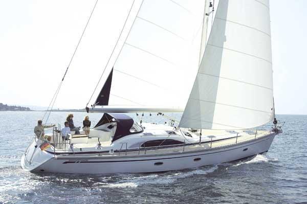 Bavaria 50 Vision Sister ship
