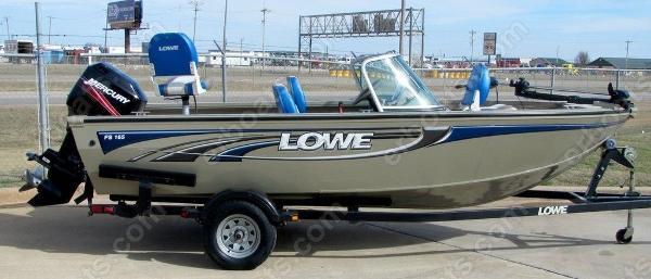 Lowe F/S 165