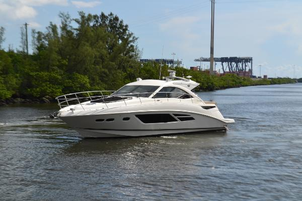 Sea Ray 510 DA Andromeda