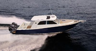 Coastal Craft 33 Express