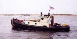 Steel Gladding-Hearn Built Tugboat Photo 1